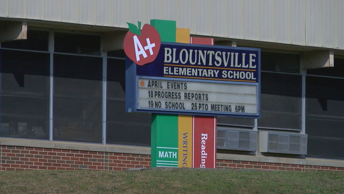 Law enforcement say a substitute teacher was carrying a gun in his pocket when it accidentally...
