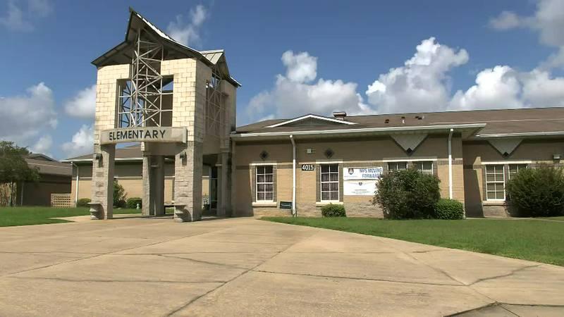 Montgomery school earns Blue Ribbon status