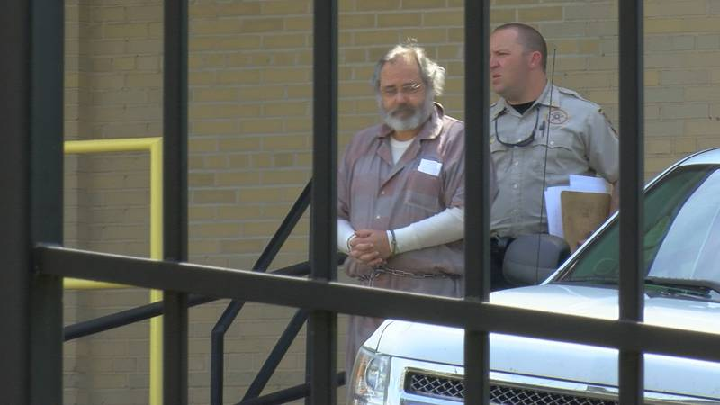 Marshall Plotka appeared in court for his arraignment on April 29, 2019.