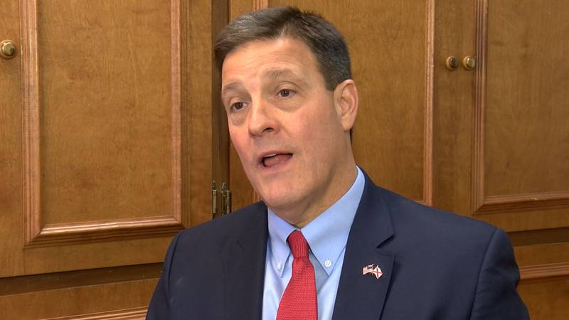 Jeff Coleman is one of seven Republican candidates that will be on the ballot for a during the...