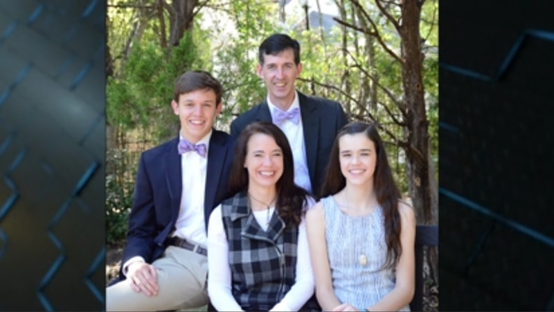 The Borders Family is one of the Family Guidance Center's nominees for Family of the Year.