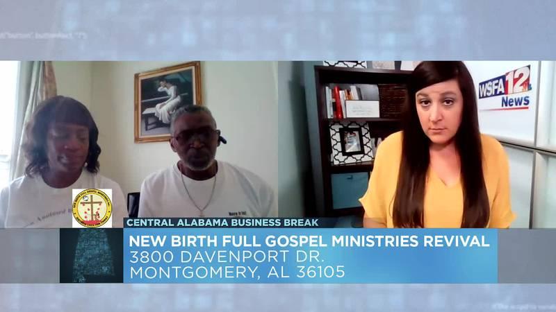 New Birth Full Gospel Ministries