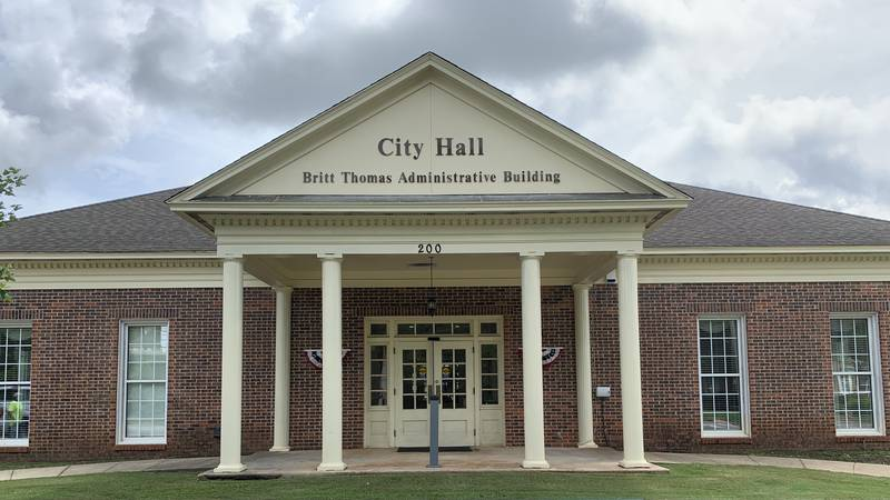 A former bank building in Brundidge will now serve as the new City Hall.