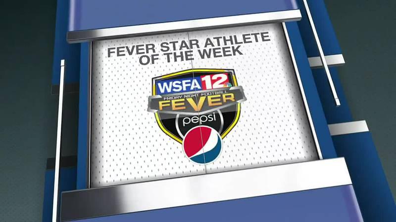 Week 10 Fever Star Athlete of the Week nominees announced