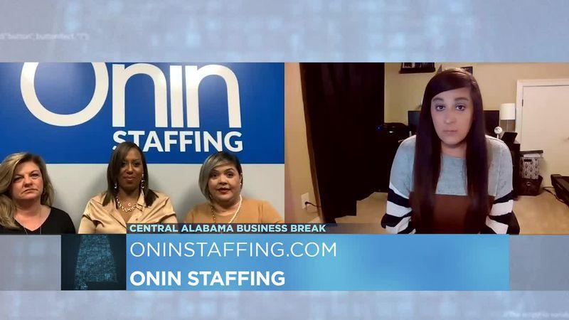 Central Alabama Business Break - Onin Staffing