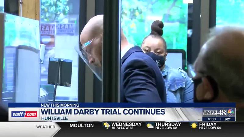 Darby trial continues on Wednesday