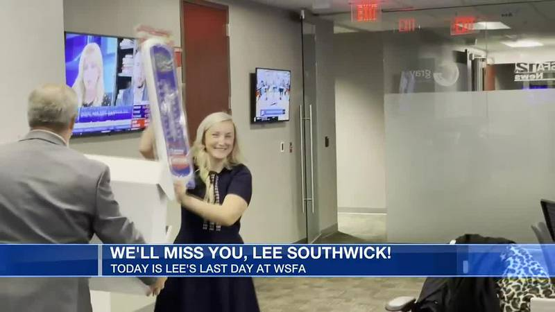 Farewell to Lee Southwick