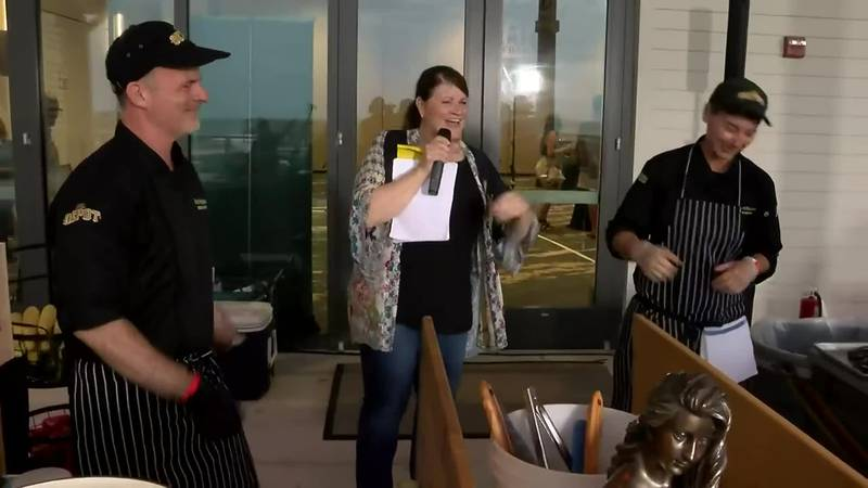 Sixth Annual Alabama Seafood Cook-Off contest - Part 3
