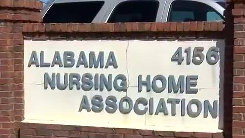 Only about half of Alabama's nursing home staff are currently vaccinated for COVID-19. The...
