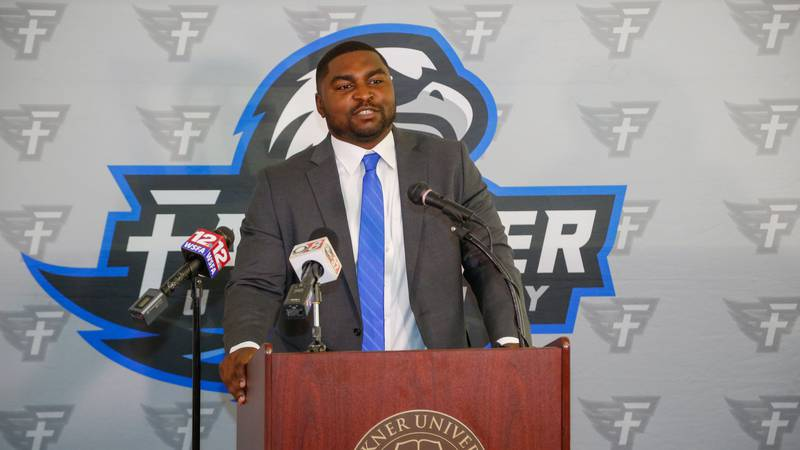 Coach Rob Gray was hired as the Eagles' seventh head coach in May, after spending time as the...