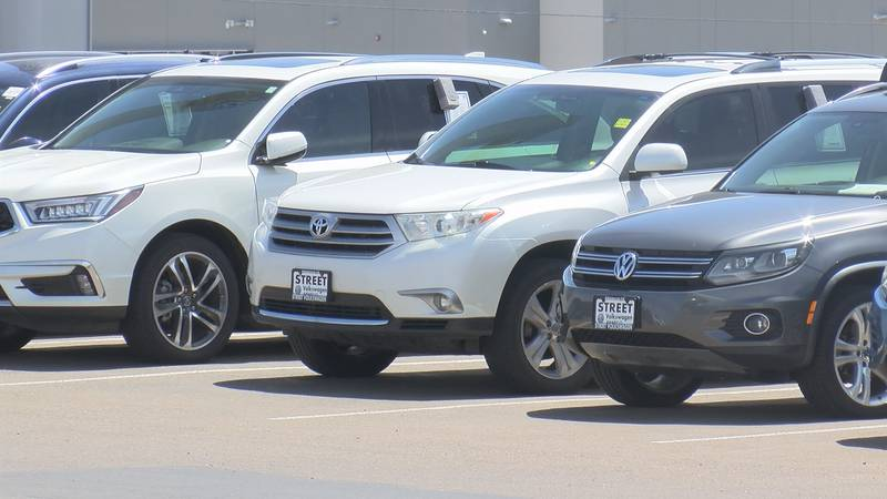 Amarillo's used car dealerships are thriving due to COVID-19