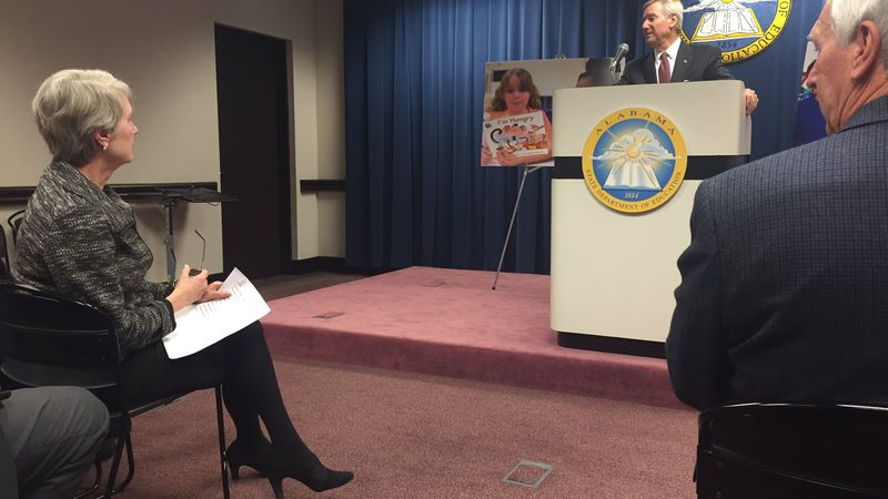 State, city officials make Montgomery education announcement