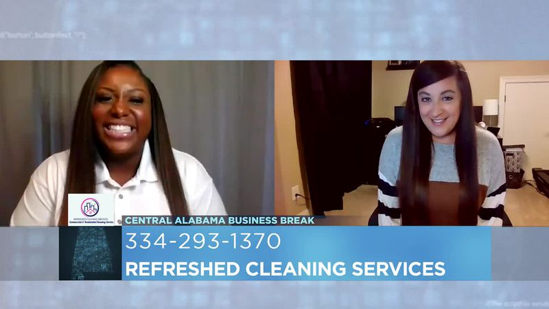 Central Alabama Business Break - Refreshed Cleaning Services