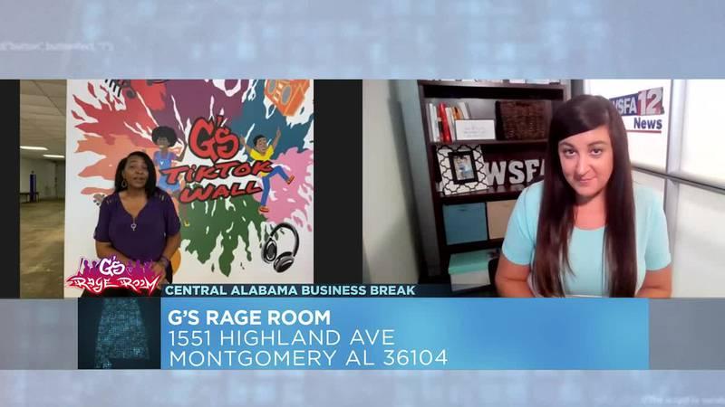 G's Rage Room