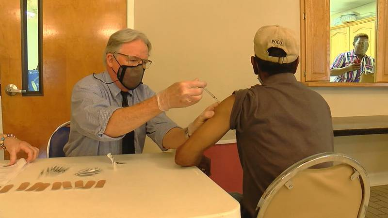 UAB's Infectious Disease expert Dr. Michael Saag says fully vaccinated people can become...