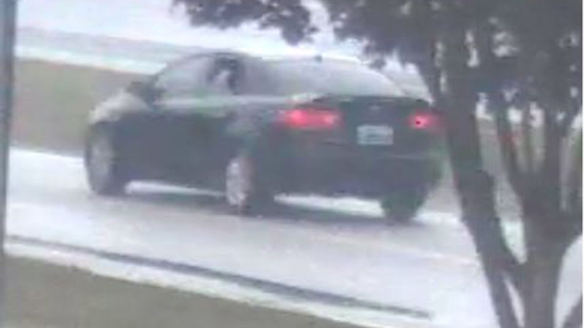 Montgomery investigators are searching for a suspect vehicle and its occupants wanted in an...