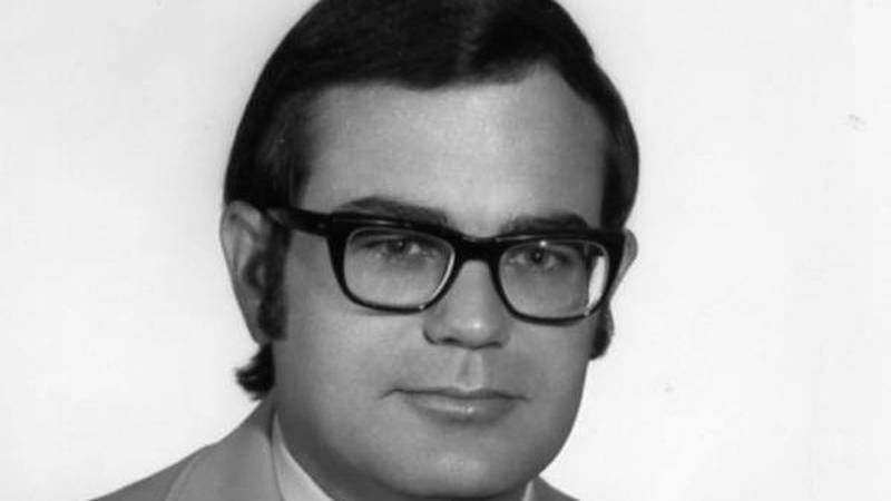 """Charles """"Skip"""" Caton, who served as an anchor and news director at WSFA 12 News during the..."""