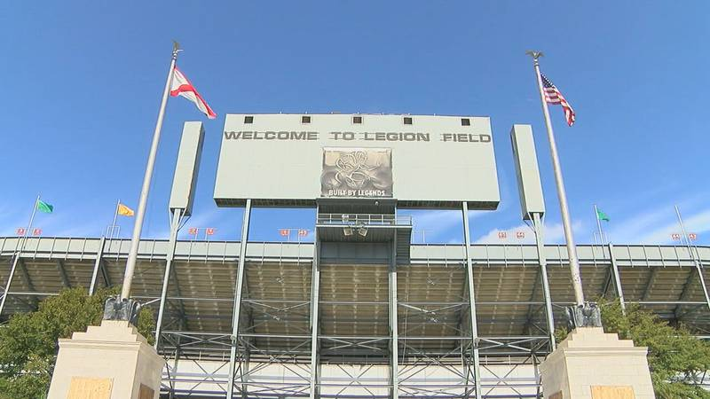 The Magic City Classic will stay at Legion Field at least until October of 2022. But with the...