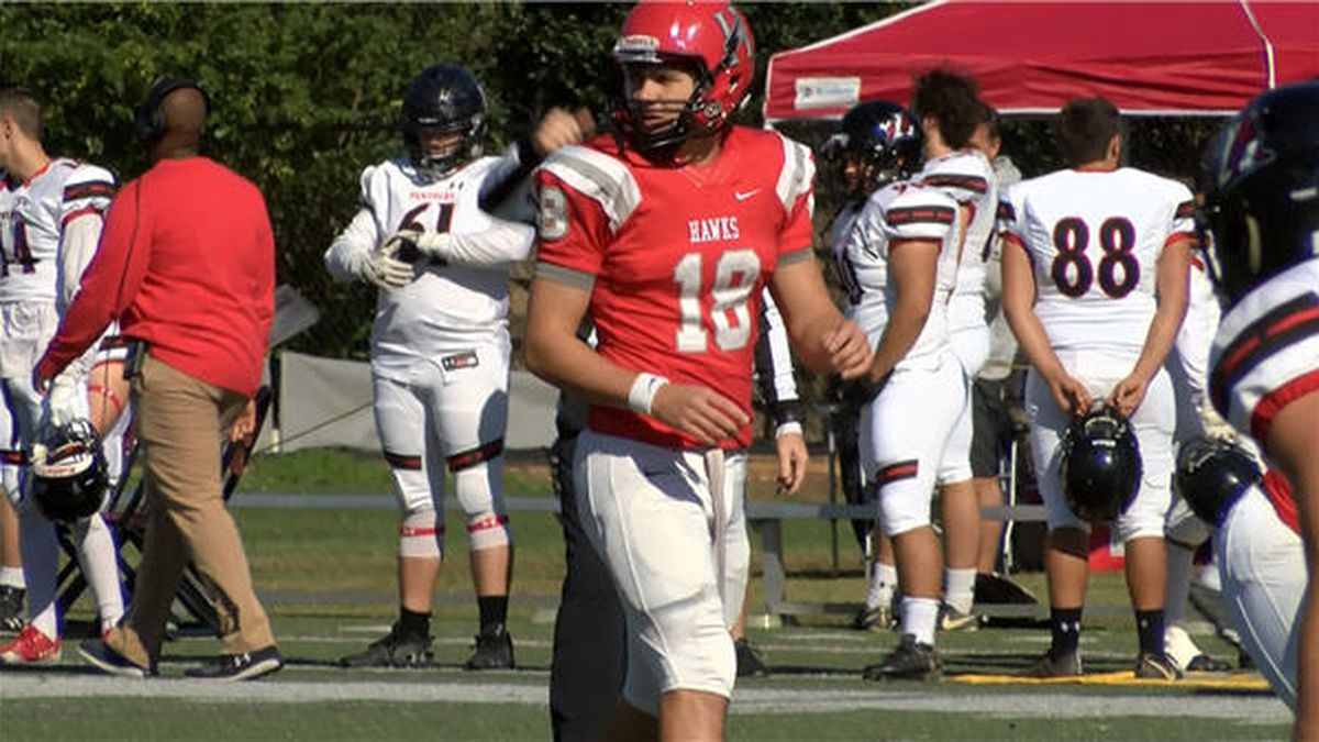 The Huntingdon Hawks closed out the regular season on Saturday with a 42-14 win over the...