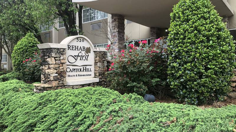 Five residents of Montgomery nursing home facility Capitol Hill Healthcare have tested positive...