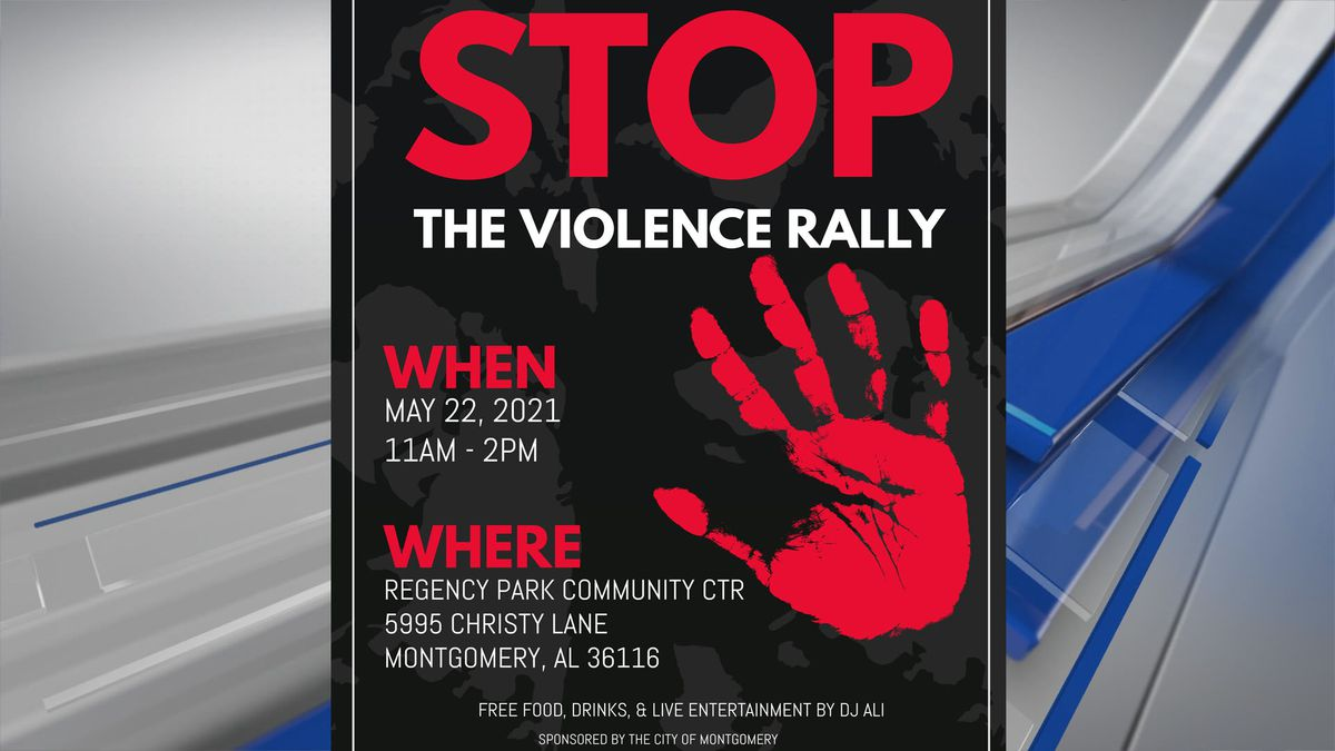The capital city will hold a rally Saturday, launching a citywide effort to reduce crime.