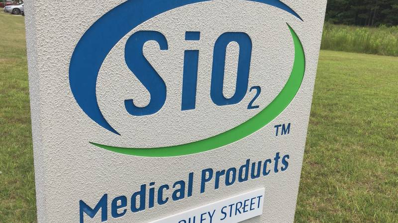 SiO2 Materials Science plans to invest $163 million in an expansion at its Auburn facility...
