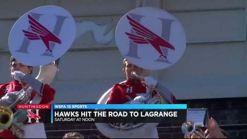 Huntingdon to close out regular season against LaGrange