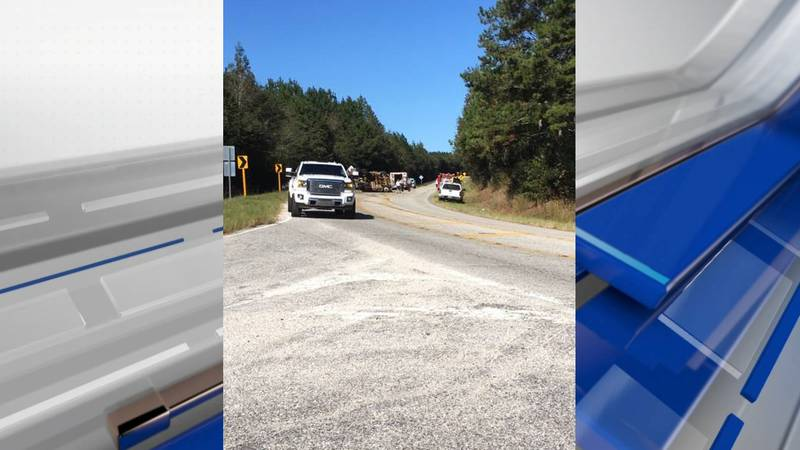 A crash on Highway 27 is causing road blockage, according to the Alabama Department of...