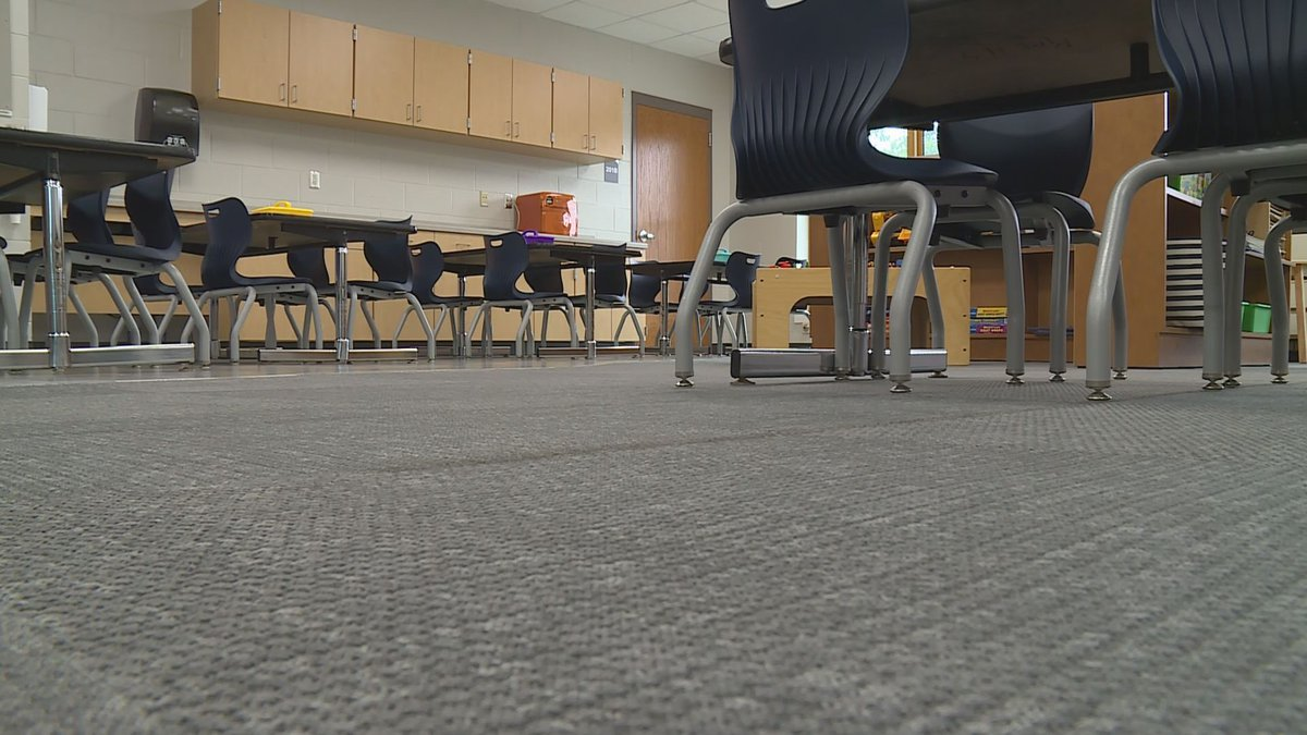 Alabama's health and education departments released the latest data on the number of reported...