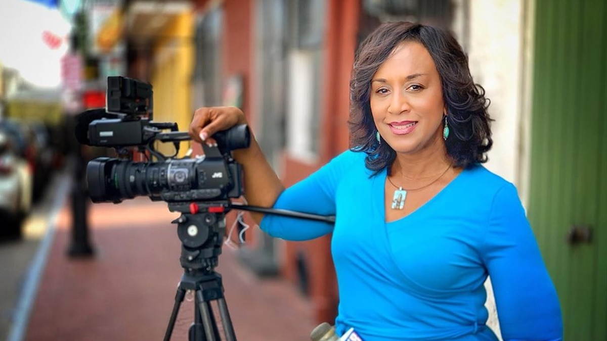 Nancy Parker was a journalist at FOX 8 for 23 years.