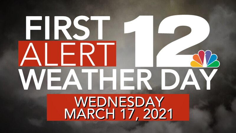 Wednesday, March 17th could bring strong to severe storms to Alabama. The WSFA Weather team is...