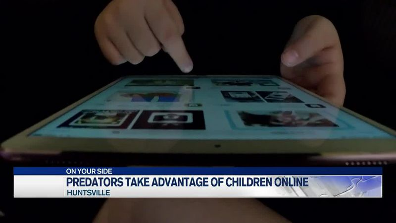 Spike in online enticement reports amid pandemic