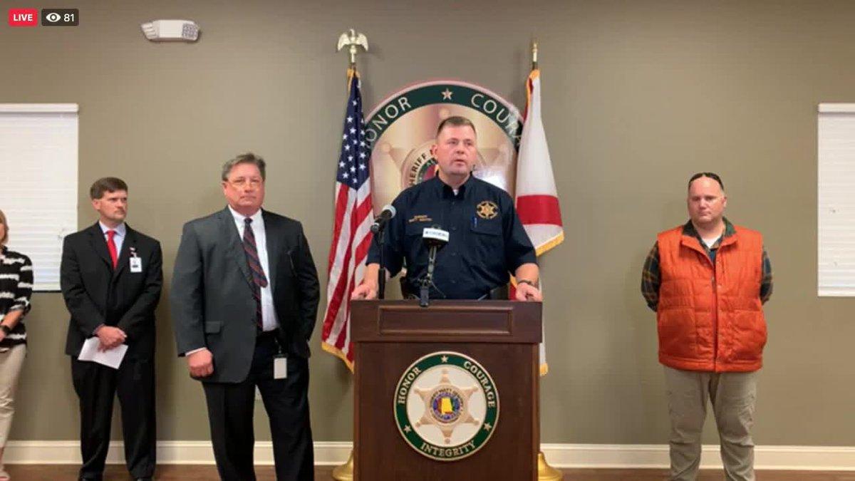Cullman Co. Sheriff Matt Gentry talks about recent threats, swatting