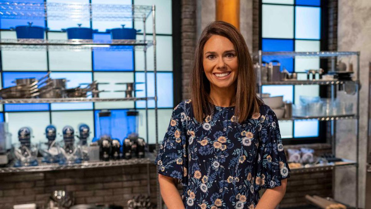 Mary Katherine Carlisle of Tallassee is competing to win a $25,000 prize on Food Network.