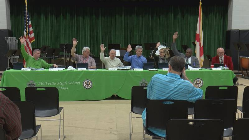 The Elmore County Board of Education unanimously approved a $50 million bond resolution at its...