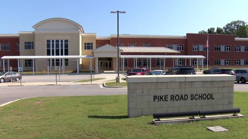Rebecca Williams, a spokesperson for Pike Road Schools, said iPads were taken from the front...