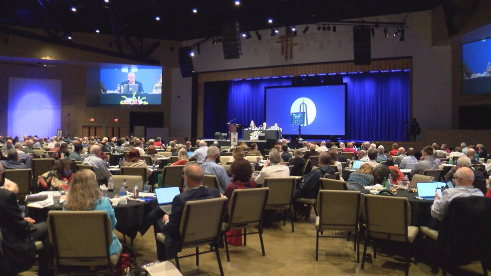 300 delegates of the Wesleyan Covenant Association from across the globe met in Montgomery at...