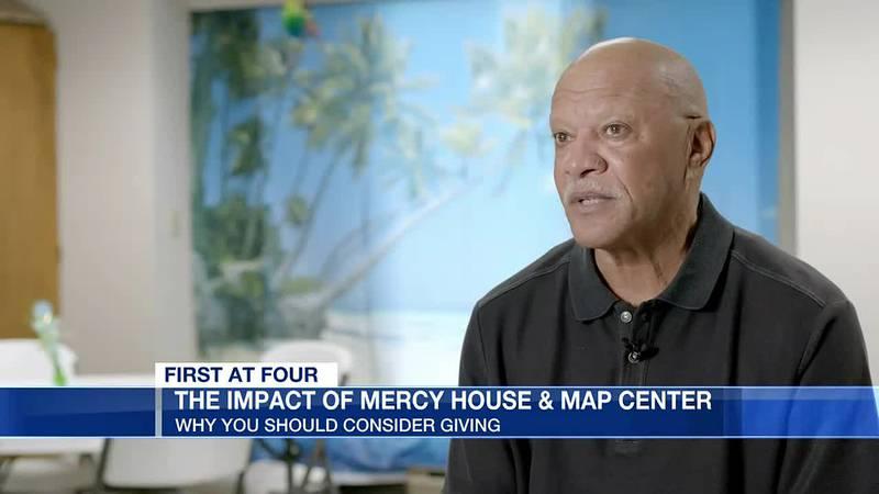 Doug Chambers on impact of Mercy House, MAP Center