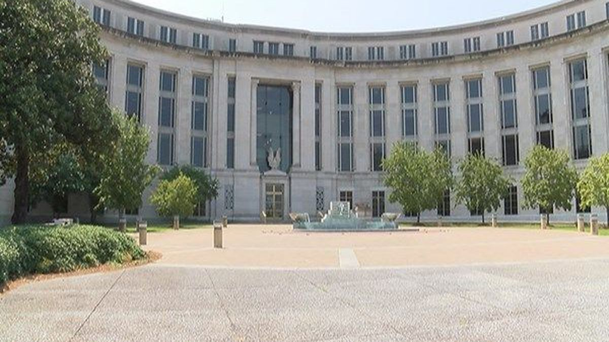 U.S. Federal Courthouse in Montgomery, Alabama. (Source: WSFA 12 News file photo)