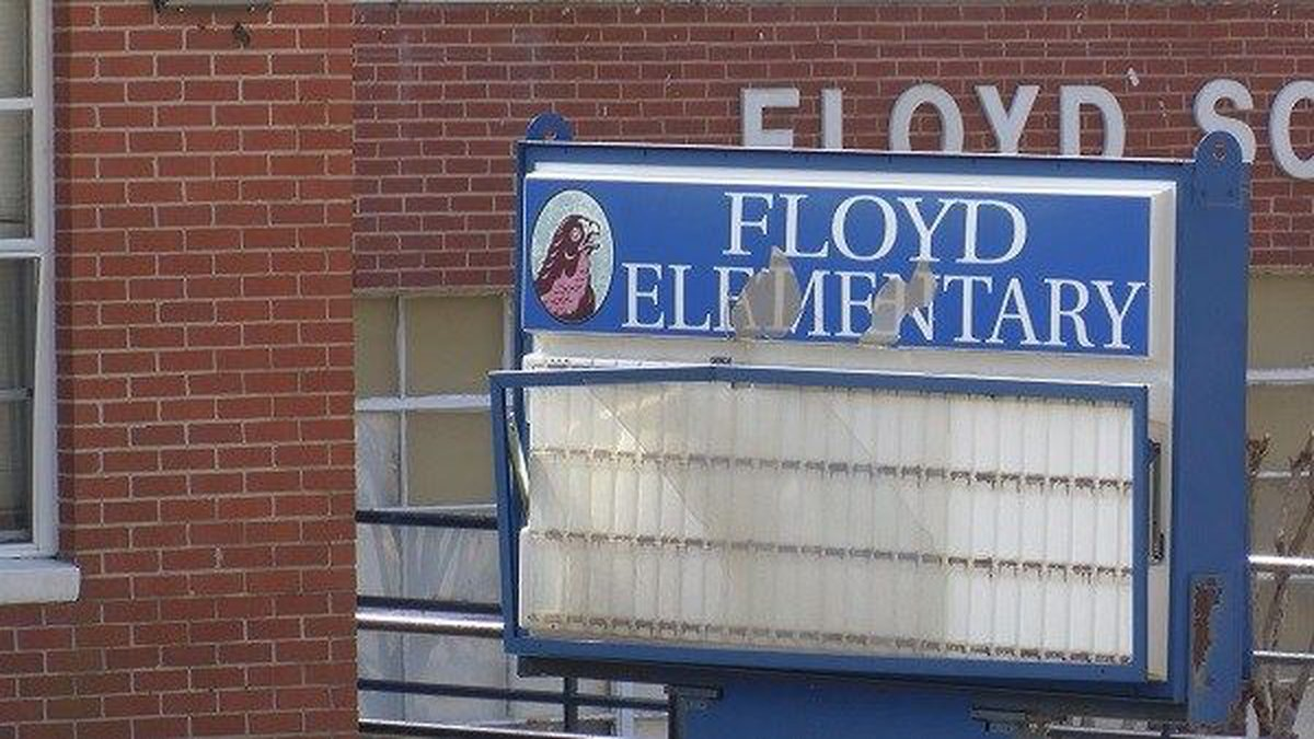 Floyd Elementary is among two schools slated to close. The closure will affect rezoning for...