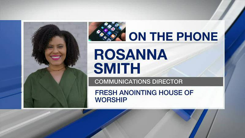 12 Talk: Fresh Anointing House of Worship's Project Serve