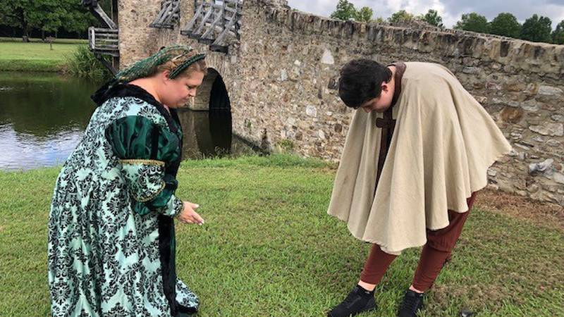 Once a year the Alabama Medieval Fantasy Festival gives you a chance to take a trip to the Dark...