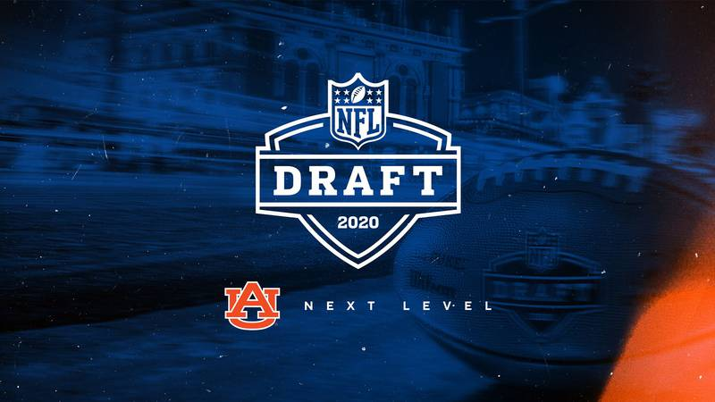 Six Auburn Tigers were selected in this year's NFL Draft.