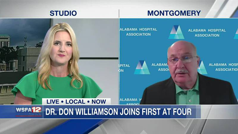 Dr. Don Williamson joins First at Four