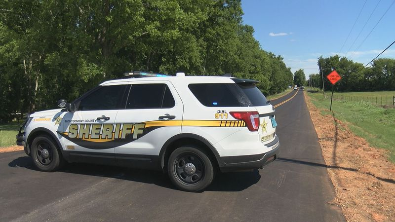 The Montgomery County Sheriff's Office conducted a death investigation on Woodley Road near...