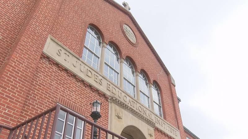 The old St. Jude building on Fairview Avenue will soon be Life Academy.