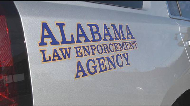 Alabama state troopers report that a Montgomery County man died in a two-vehicle crash in...