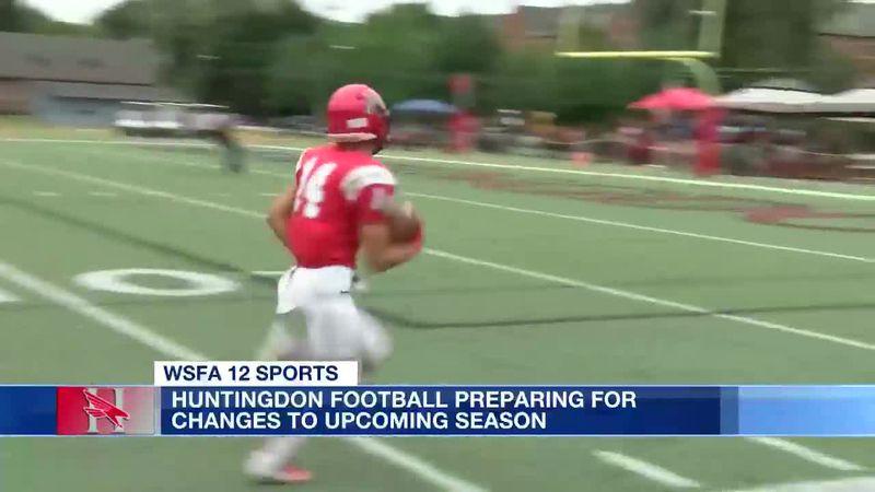 Huntingdon football preparing for changes to upcoming season
