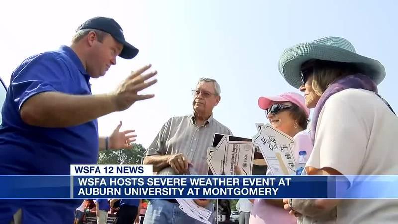 WSFA severe weather event recap