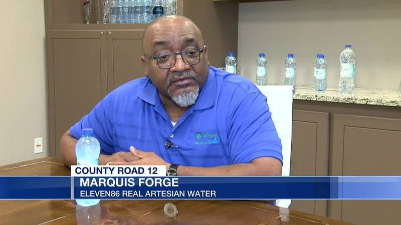 County Road 12: Eleven86 Real Artesian Water